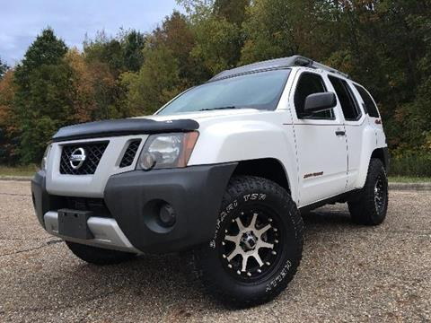 2009 Nissan Xterra for sale in Akron, OH