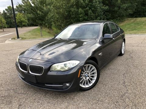 2011 BMW 5 Series for sale in Akron, OH