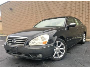 2005 Infiniti Q45 for sale in Akron, OH