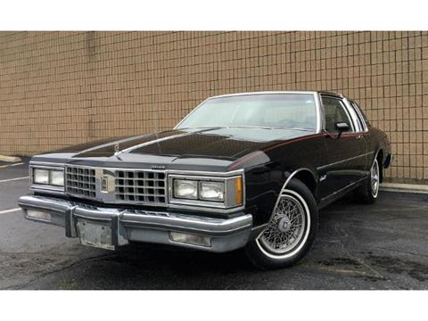 1985 Oldsmobile Delta Eighty-Eight Royale for sale in Akron, OH