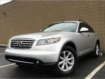 2006 Infiniti FX35 for sale in Akron, OH