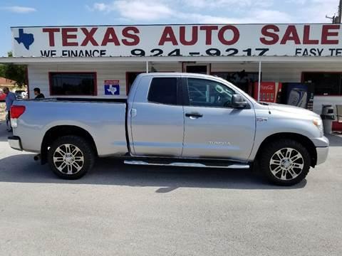 2013 Toyota Tundra for sale in San Antonio, TX
