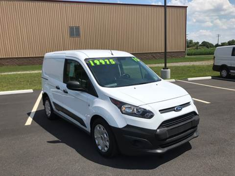2015 Ford Transit Connect Cargo for sale in Colmar PA