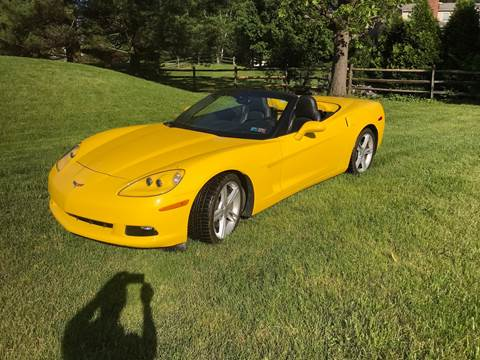2010 Chevrolet Corvette for sale in Colmar, PA