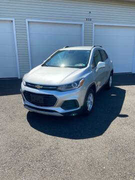 2017 Chevrolet Trax for sale at Interstate Fleet Inc. Auto Sales in Colmar PA