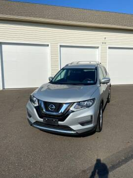 2017 Nissan Rogue for sale at Interstate Fleet Inc. Auto Sales in Colmar PA