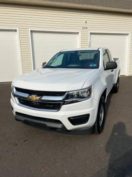 2016 Chevrolet Colorado for sale at Interstate Fleet Inc. Auto Sales in Colmar PA