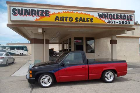 1989 Chevrolet C/K 1500 Series for sale in Nampa, ID