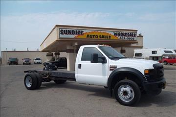 2009 Ford F-550 for sale in Nampa, ID