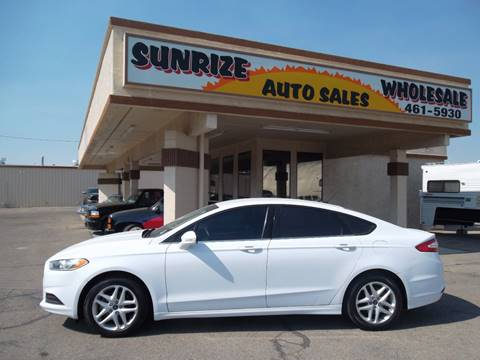2013 Ford Fusion for sale in Nampa, ID
