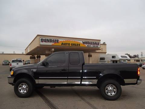 1998 Ford F-250 for sale in Nampa, ID