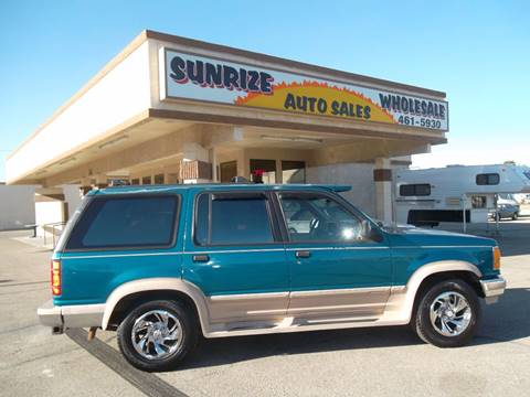 1992 Ford Explorer for sale in Nampa, ID
