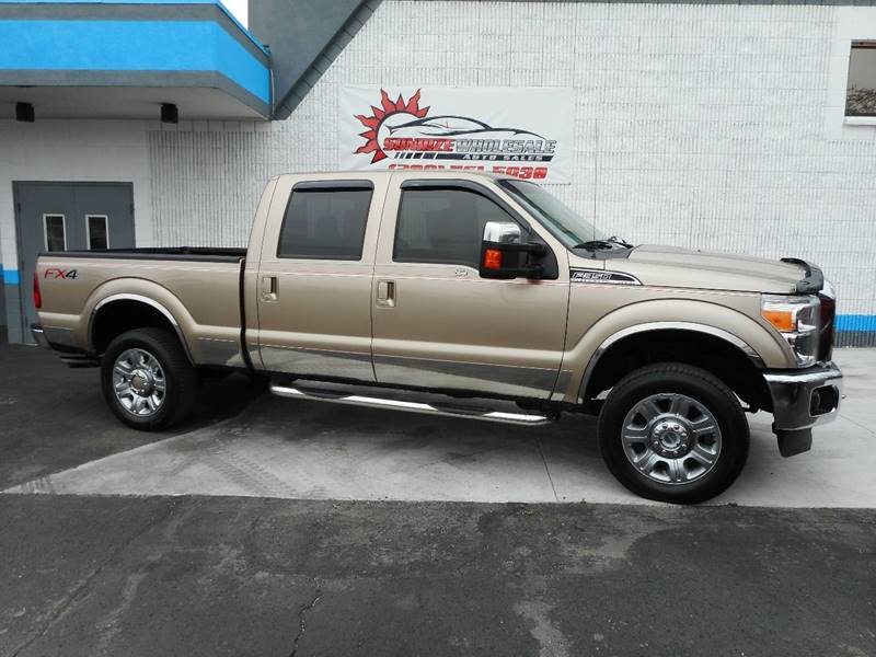 2013 ford f-350 super duty lariat in boise id - sunrize wholesale