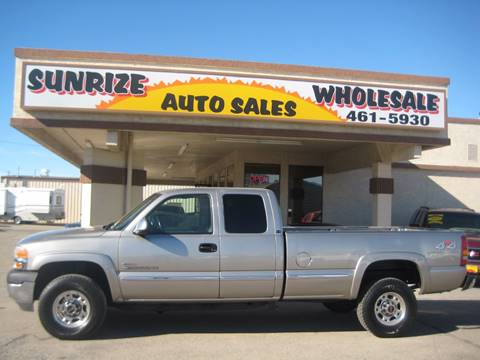 2001 GMC Sierra 2500HD for sale in Nampa, ID