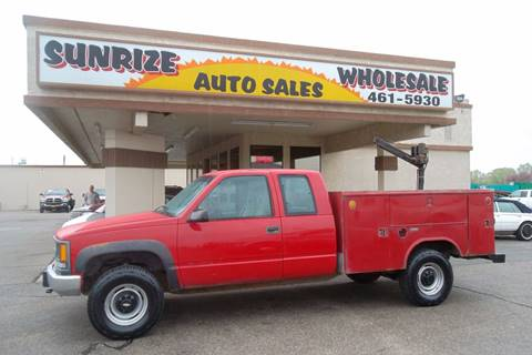 1996 Chevrolet C/K 2500 Series for sale in Nampa, ID