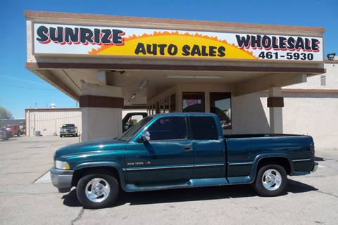 1997 Dodge Ram Pickup 1500 for sale in Nampa, ID