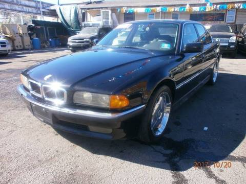 1998 BMW 7 Series for sale in Newark, NJ