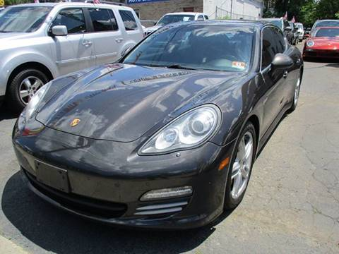 2010 Porsche Panamera for sale in Plainfield, NJ