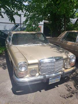 1972 Mercedes-Benz C-Class for sale in Plainfield, NJ