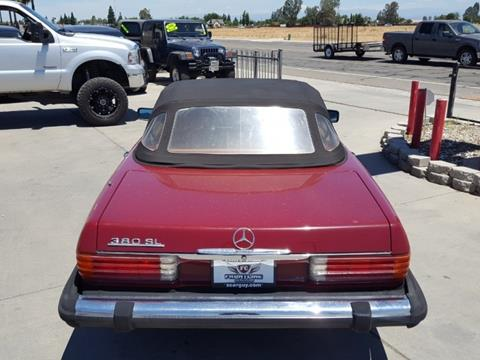 1984 Mercedes-Benz 380-Class for sale in Madera, CA