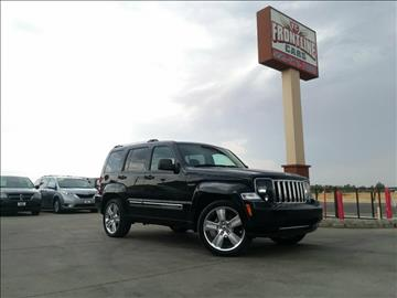 2012 Jeep Liberty for sale in Madera, CA