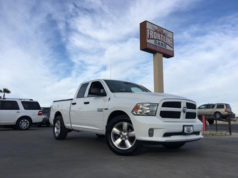 2013 RAM Ram Pickup 1500 for sale in Madera, CA
