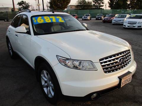 Infiniti Fx35 For Sale In Rogers Mn Carsforsale