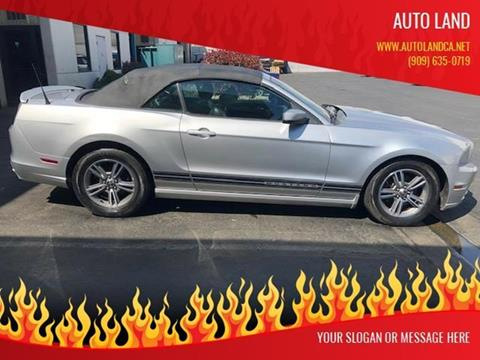 Mustang For Sale Ontario >> Used Ford Mustang For Sale In Ontario Ca Carsforsale Com