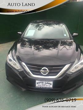 2016 Nissan Altima for sale in Ontario, CA