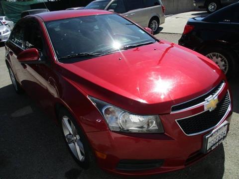 2014 Chevrolet Cruze for sale in Ontario, CA