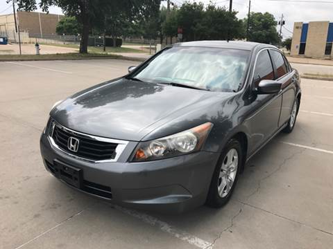 2008 Honda Accord for sale at Sima Auto Sales in Dallas TX