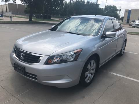 2010 Honda Accord for sale in Dallas, TX