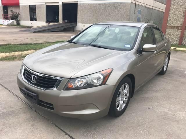2009 Honda Accord for sale at Sima Auto Sales in Dallas TX