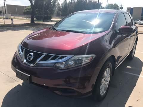 2011 Nissan Murano for sale at Sima Auto Sales in Dallas TX