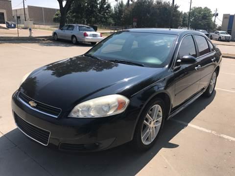 2011 Chevrolet Impala for sale at Sima Auto Sales in Dallas TX