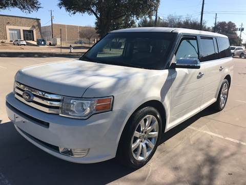 2011 Ford Flex for sale at Sima Auto Sales in Dallas TX