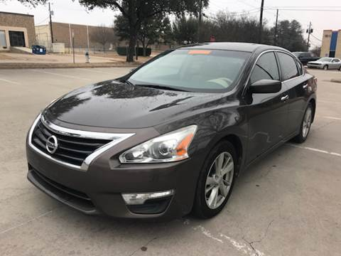 2013 Nissan Altima for sale at Sima Auto Sales in Dallas TX