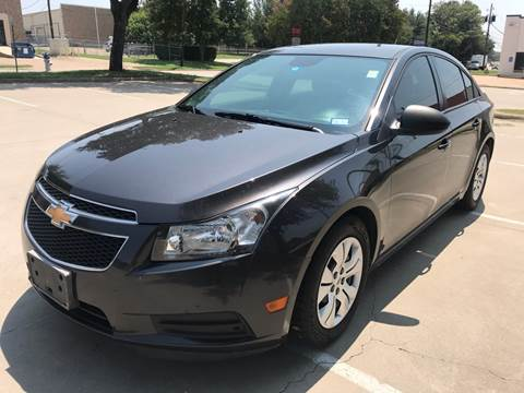 2014 Chevrolet Cruze for sale at Sima Auto Sales in Dallas TX