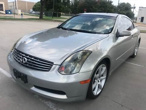 2004 Infiniti G35 for sale at Sima Auto Sales in Dallas TX