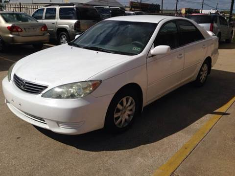 2005 Toyota Camry for sale at Sima Auto Sales in Dallas TX