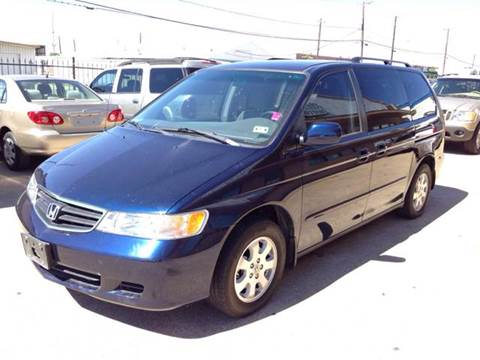 2003 Honda Odyssey for sale at Sima Auto Sales in Dallas TX