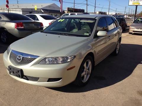 2004 Mazda MAZDA6 for sale at Sima Auto Sales in Dallas TX