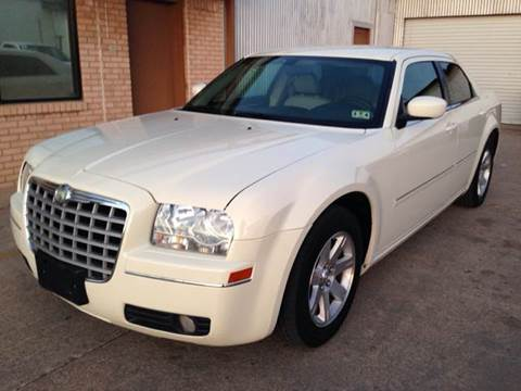 2007 Chrysler 300 for sale at Sima Auto Sales in Dallas TX