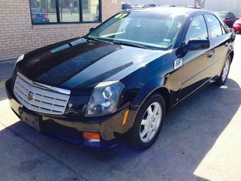 2007 Cadillac CTS for sale at Sima Auto Sales in Dallas TX