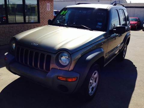 2002 Jeep Liberty for sale at Sima Auto Sales in Dallas TX