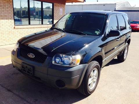 2005 Ford Escape for sale at Sima Auto Sales in Dallas TX