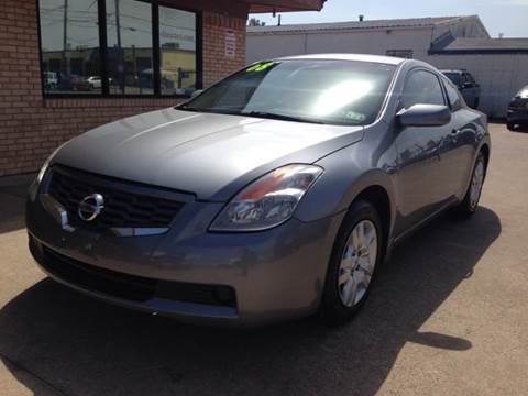 2008 Nissan Altima for sale at Sima Auto Sales in Dallas TX