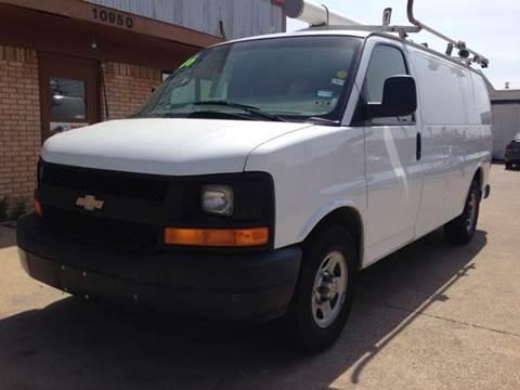 2006 Chevrolet Express for sale at Sima Auto Sales in Dallas TX