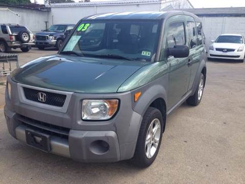 2003 Honda Element for sale at Sima Auto Sales in Dallas TX
