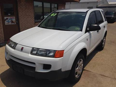 2003 Saturn Vue for sale at Sima Auto Sales in Dallas TX